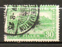 HONGRIE  Palais Royal 1928-31 N° 413a - Hongrie