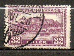 HONGRIE  Palais Royal 1928-31 N° 414 - Hongrie