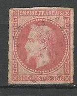 TYPE NAPOLEON III N° 10 OBL TB - Napoleon III