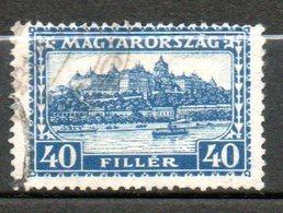 HONGRIE  Palais Royal 1928-31 N° 415 - Hongrie