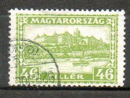 HONGRIE  Palais Royal 1928-31 N° 416 - Hongrie