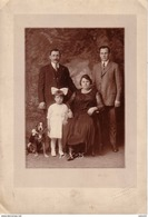 1920 S Photo Foto Original Lithuania Emigrants Made By Park Studio Cambridge Mass. USA Lot #11229 - Lithuania