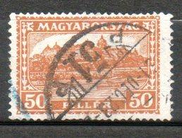HONGRIE  Palais Royal 1928-31 N° 416a - Hongrie