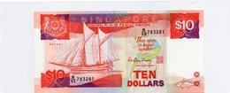 SINGAPOUR / Superbe Billet UNC De 1988 N° 20 Du World Paper Money - Singapur