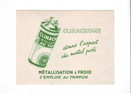 21 B Buvard Clinacrome Très Bel état - Wash & Clean