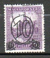 HONGRIE  Couronne De St Etienne 1930 N° 436 - Hongrie