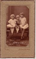 1920 S Photo Foto Original Framed Lithuania Emigrants Made By Purdy Boston USA Lot #11227 - Lithuania