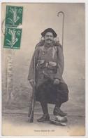 Chasseurs Alpin  Tenue Alpine  Du 158 Eme - War 1914-18