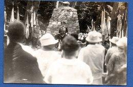 Carte Photo  - Commémoration - War 1914-18
