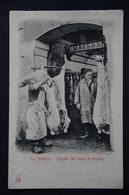 PARIS PETITS METIERS KUNZLI  Les Abattoirs Quartier Des Veaux Et Moutons - Straßenhandel Und Kleingewerbe