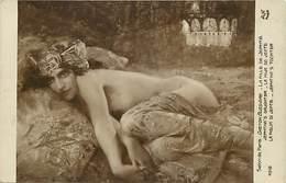 Tableaux -ref A806- Arts - Tableau -peinture - Illustrateurs -illustrateur -nu - Nude - Femmes -peintre Gaston Bussiere - Tableaux