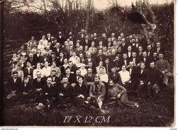 1930 S Lithuania Photo Foto Original Big Meeting Lot #11216 - Lithuania