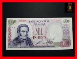 CHILE  1.000 1000 Escudos  1973  P. 146  UNC - Chili