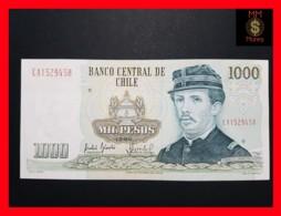 CHILE  1.000 1000 Pesos  1990  P. 154  AU - Chili