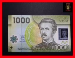 CHILE  1.000 1000 Pesos  2012  P. 161  POLYMER  UNC - Chili