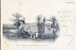 DJIBOUTI - Vieille Mosquée De Tadjourah - Gibuti