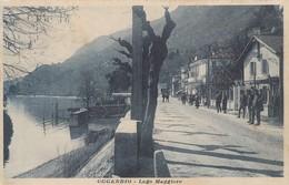 Piemonte Verbania  Oggebbio Il Lungolago  -- Bella Animazione - Italie
