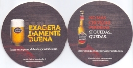 #D226-110 Viltje Estrella Galicia - Sous-bocks