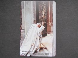 VATICANO SCV 63 - C&C 6063 - PORTA SANTA - NUOVA PERFETTA - Vaticano