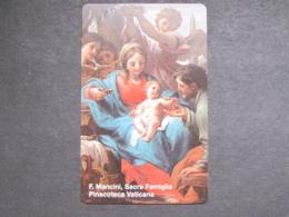 VATICANO SCV 62 - C&C 6062 - MANCINI SACRA FAMIGLIA - NUOVA PERFETTA - Vaticano