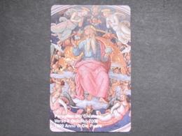 VATICANO SCV 61 - C&C 6061 - PERUGINO DIO CREATORE - NUOVA PERFETTA - Vatican