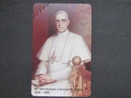 VATICANO SCV 59 - C&C 6059 - 60° ELEZIONE PIO XII - NUOVA PERFETTA - Vaticano