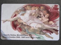 VATICANO SCV 52 - C&C 6052 - 1999 ANNO DI DIO PADRE - NUOVA PERFETTA - Vaticano