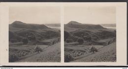 LITHUANIA LITUANIE LITAUEN Old Stereo Photo Card Seredziaus Mound (Kaunas District)  #12454 - Lithuania