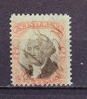 Taxmarke, 2 Cents, USA (60057) - Gebührenstempel, Impoststempel