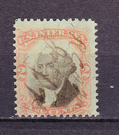 Taxmarke, 2 Cents, USA (60057) - Cachets Généralité