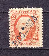 Taxmarke, 2 Cents, USA (60058) - Gebührenstempel, Impoststempel
