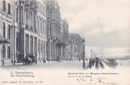 CPA - SAINT PETERSBOURG - Palais Du G.D. Michel - 252 - Russie