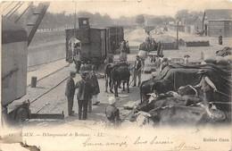 41 CP(SNCFDébarquement Bestiaux+Fleury/A+Foulain)+Gaufrée V Hugo+Poulbot+Chasseur+Chats+Vendanges+ Troupeaux+Milit  N°66 - Cartes Postales