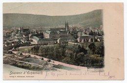 LUXEMBOURG - SOUVENIR D'ECHTERNACH/CANCEL ECHTERNACH-GREVENMACHER - 1900 - Echternach