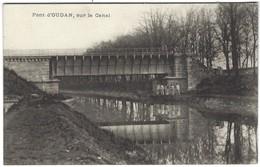 58 - Pont D'Oudan Sur Le Canal - France