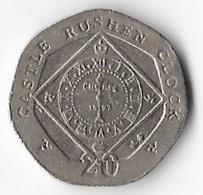 Isle Of Man 2004 20p [C736/2D] - Coins