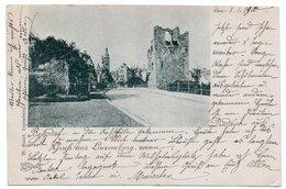 LUXEMBOURG - GRUSS AUS LUXEMBURG - 1900 - Lussemburgo - Città