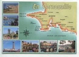 En Cornouaille - Multivues Géographique - Maps