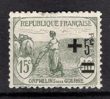 FRANCE 1922 / 1926 -  Y.T. N° 164 - NEUF** - France