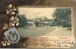 1902 - CHARKOV Charkiv Kharkoff ,Prager Karte, Gute Zustand, 2 Scan - Ukraine