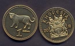 Rhodesia 1 Cent 2018 UNC < Animals > - Rhodésie