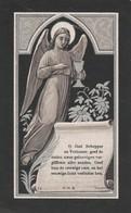 Mathilde De Pryck-strijpen-hundelgem -1862-1927 - Devotion Images