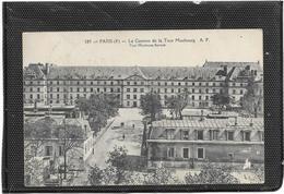 CPA Paris Caserne De La Tour Maubourg - Arrondissement: 08