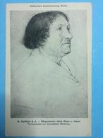 H. HOLBEIN D .J-BURGERMEISTER JAKOB MEYER Z.HASEN-MADONNA - Cartes Postales