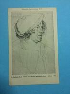 H. HOLBEIN D J-STUDIE ZUMBILDNIS DES  JAKOB MEYER Z.HASEN-1516 - Cartes Postales