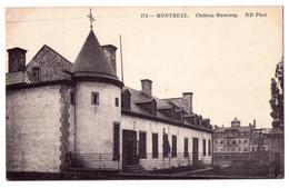 3167 - Québec ( Canada ) - Montréal -  Chateau  Ramesay - N.D. Ph. -n°174 - - Montreal