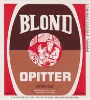 Brouwerij ST JOZEF Opitter - Beer