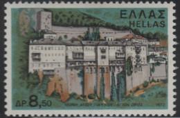 Grèce, 1972, Monastères Et Eglises, Agios Pavlos, Mont Athos, 8,50 Dr., Neuf - Grecia