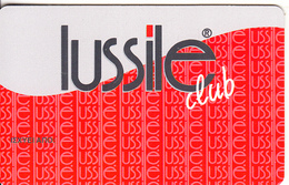 GREECE - Lussile, Member Card, Sample - Autres Collections