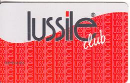 GREECE - Lussile, Member Card, Sample - Unclassified